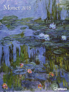 Calendario 2018 TeNeues Poster 48 x 64 / 64 x 48. Monet