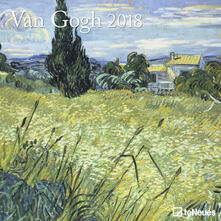 Calendario 2018 TeNeues Fine Arts 30 x 30. Van Gogh