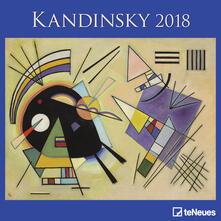 Calendario 2018 TeNeues Fine Arts 30 x 30. Kandinsky