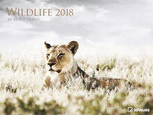 Calendario 2018 TeNeues Poster 48 x 64 / 64 x 48. Vita selvaggia