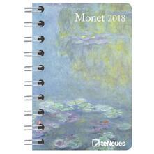 Agenda 2018 TeNeues Pocket Diaries 8,8 x 13. Monet