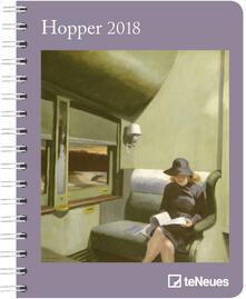Agenda 2018 TeNeues Delu x e Diaries 16,5 x 21,6. Hopper