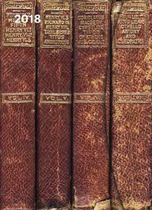 Agenda 2018 TeNeues Magneto Diaries large 16 x 22. Libri antichi