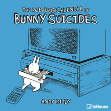 Calendario 2018 TeNeues Life Style 30 x 30. Bunny Suicides