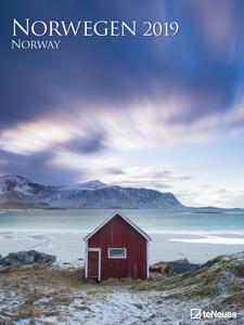 Calendario Poster 2019 TeNeues 48 x 64. Norway. Norvegia
