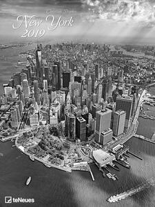 Calendario Poster 2019 TeNeues 48 x 64. New York