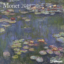 Calendario 2019 TeNeues 30 x 30. Monet