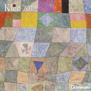 Calendario 2019 TeNeues 30 x 30. Klee