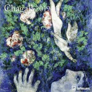 Calendario 2019 TeNeues 30 x 30. Chagall