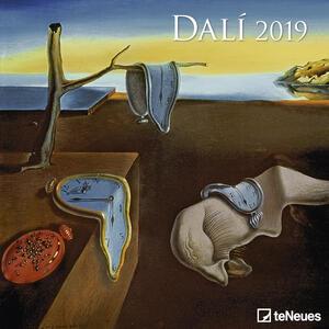Calendario 2019 TeNeues 30 x 30. Dalí