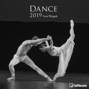 Calendario 2019 TeNeues 30 x 30. Dance
