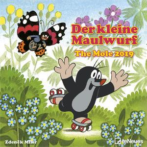 Calendario 2019 TeNeues 30 x 30. The Mole