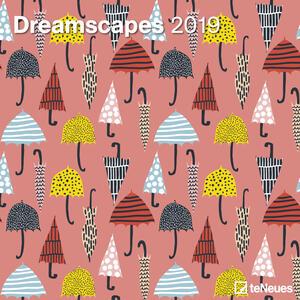 Calendario 2019 TeNeues 30 x 30. Dreamscapes