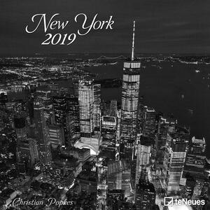Calendario 2019 TeNeues 30 x 30. New York