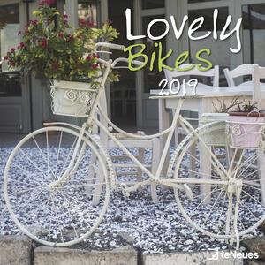 Calendario 2019 TeNeues 30 x 30. Biciclette