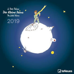 Calendario 2019 TeNeues 30 x 30. The Little Prince. Il Piccolo Principe