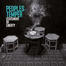 Statement of Liberty - Vinile LP di Peoples Temper