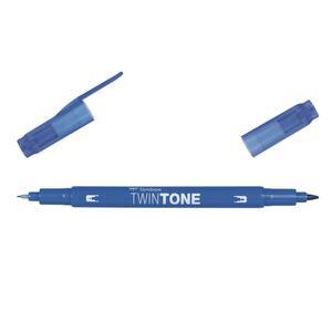 Pennarelli Marker Monto Twin Bright Tombow con doppia punta. Confezione 12 colori assortiti - 3