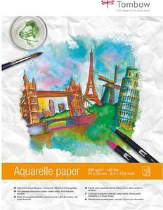 Album carta da disegno acquerellabile Aqua Tombow - 2