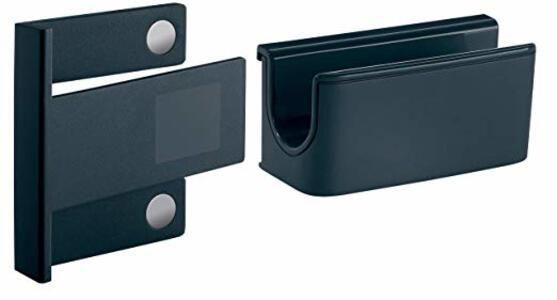 Sigel GL800 portapenne Antracite Plastica