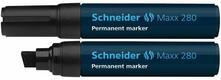 Marcatore permanente Schneider Maxx 280 nero