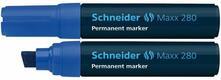 Marcatore permanente Schneider Maxx 280 blu