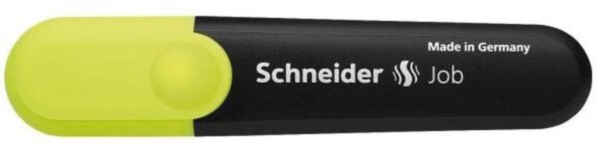Schneider Comsumer Job evidenziatore Giallo 10 pezzo(i) - 2