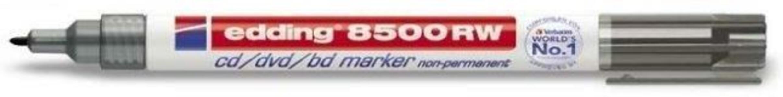 Cartoleria Edding 8500 RW evidenziatore Nero 10 pezzo(i) Edding