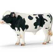 Giocattolo Toro Holstein Schleich
