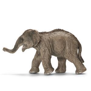 Giocattolo Elefante asiatico cucciolo Schleich