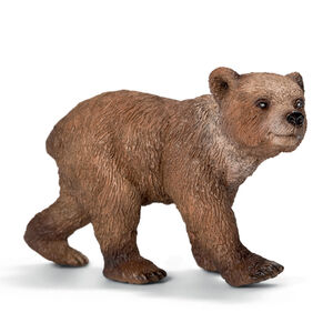 Foto di Cucciolo di orso Grizzly, Giochi e giocattoli