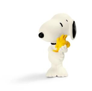 Snoopy con Woodstock Schleich