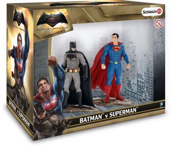 Scenery Pack Batman V Superman Schleich - 2