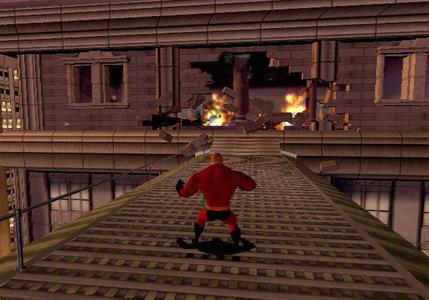 Videogioco Gli Incredibili: una normale famiglia di supereroi Personal Computer 3