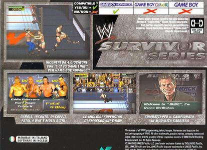 WWE Survivor Series - 2