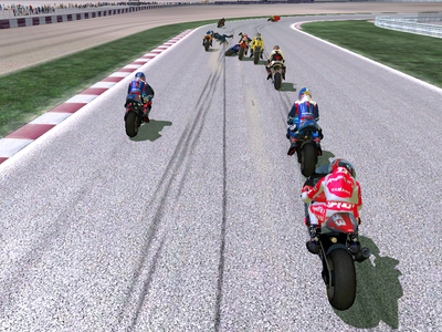 Videogioco Moto GP Ultimate Racing Technology 3 Personal Computer 4