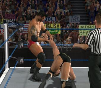 WWE Day of Reckoning 2 - 9