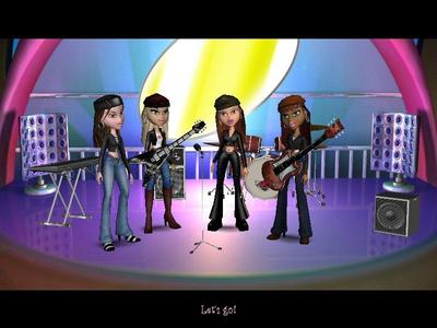 Videogioco Bratz Rock Angelz Personal Computer 1