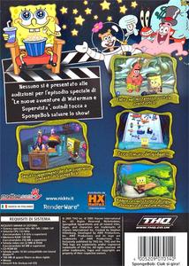 Videogioco Spongebob Squarepants: Ciak si gira! Personal Computer 6