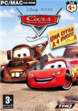 Videogiochi  Cars. Una citta' a quattro ruote