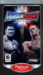 Videogioco Smackdown vs. Raw 2006 Sony PSP 0