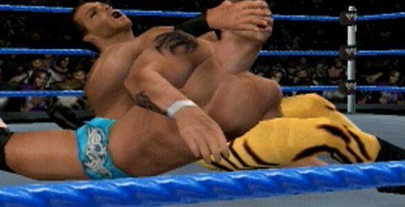 Videogioco Smackdown vs. Raw 2006 Sony PSP 1