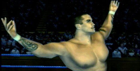 Videogioco Smackdown vs. Raw 2006 Sony PSP 3