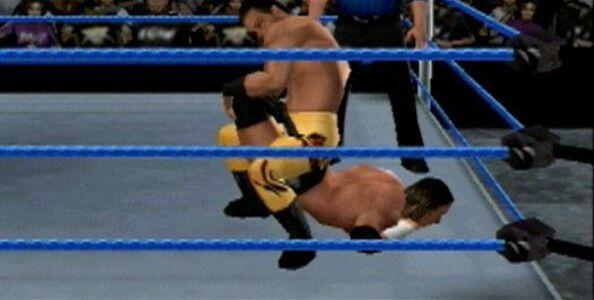 Videogioco Smackdown vs. Raw 2006 Sony PSP 4