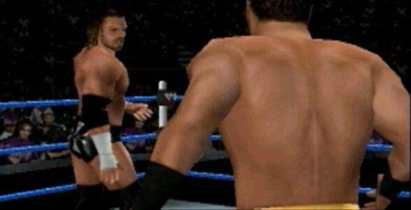 Videogioco Smackdown vs. Raw 2006 Sony PSP 5