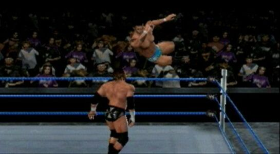 Videogioco Smackdown vs. Raw 2006 Sony PSP 6