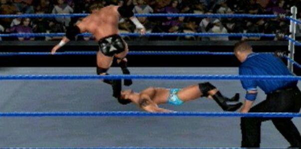 Videogioco Smackdown vs. Raw 2006 Sony PSP 8