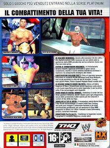 Videogioco Smackdown vs. Raw 2006 Sony PSP 10