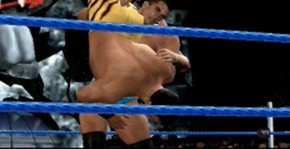 Videogioco Smackdown vs. Raw 2006 Sony PSP 9