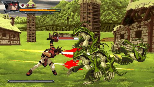 Videogioco Guilty Gear Judgment Sony PSP 7